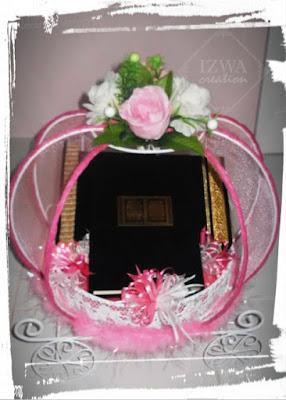 Hantaran Al-Quran, Hantaran Bajet, Hantaran Kahwin