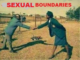 Christians sexual boundaries