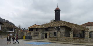 Iglesia del Arcángel San Miguel.