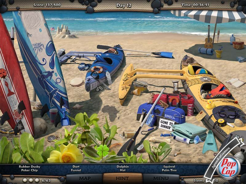 Vacation Quest The Hawaiian Islands Screenshots