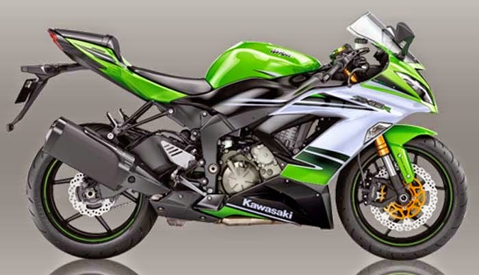 Latest Price and Specifications Kawasaki Ninja in 2015
