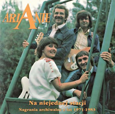 Arianie - Na niejednej stacji 1971 - 1983