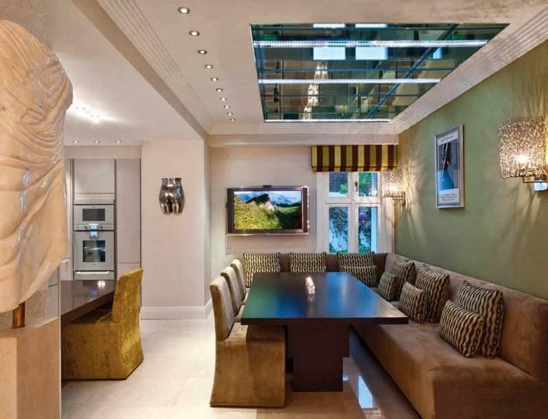 Hogares frescos viviendo con glamour especial dise o de for Diseno de interiores que se necesita