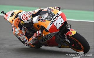 Hasil FP2 MotoGP Ceko: Pedrosa Tercepat