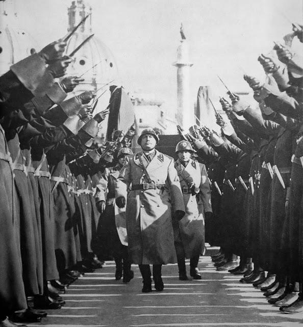 Mussolini's Last Laugh: How Fascist Architecture Still Dominates Rome