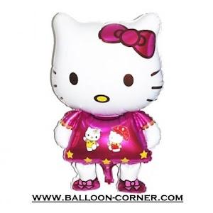 Balon Foil Hello Kitty Big