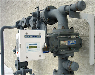 How To Prevent A Gas Explosion, gas meter