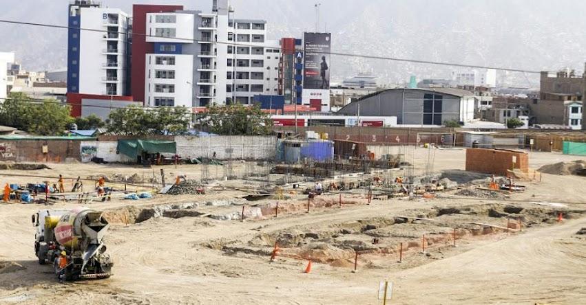 PRONIED: Inician construcción de nueva institución educativa emblemática N° 1182 en San Juan de Lurigancho - www.pronied.gob.pe
