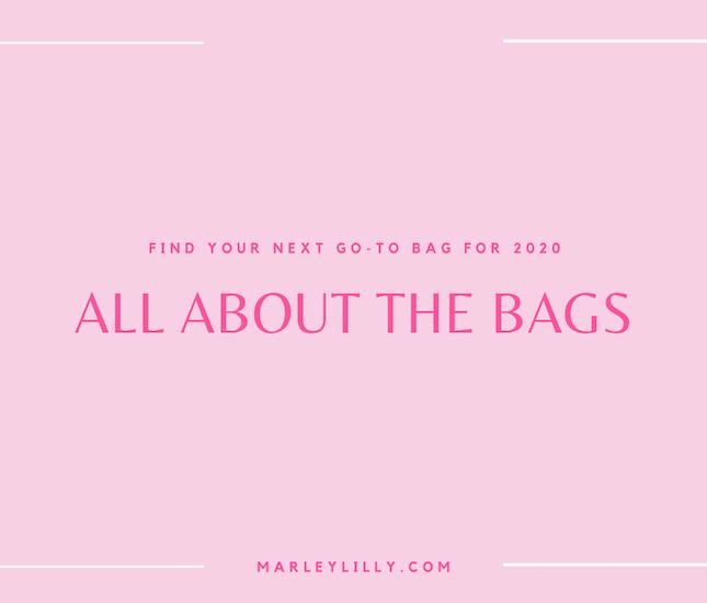 monogrammed bags guide