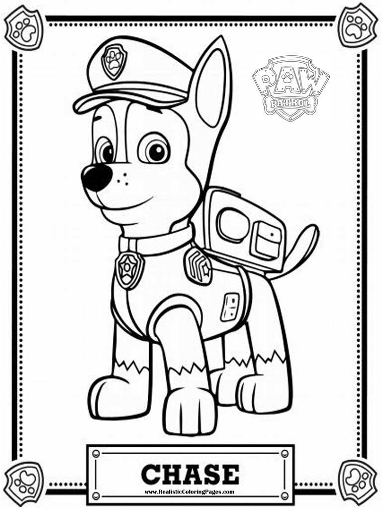 Paw Patrol Coloring Book Free Download Pdf