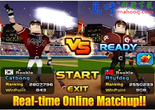 Homerun Battle 3D APK / APP Download,好玩的棒球遊戲 APP、Homerun Battle 3D Android APP 下載