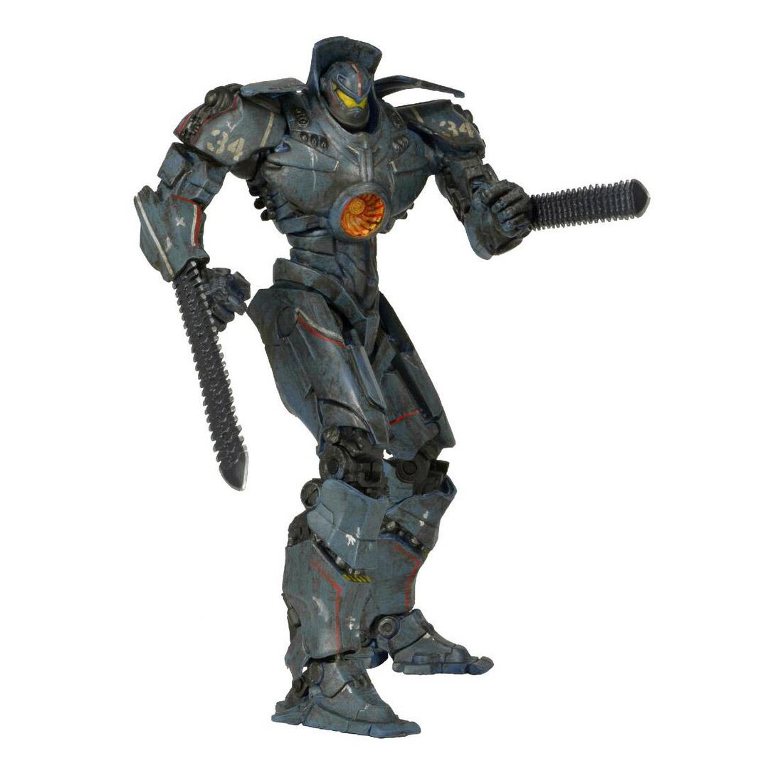 "NECA Pacific Rim 7"" Jaeger Gipsy Danger Battle Damage Ver ... Pacific Rim Jaeger Gypsy Danger Sword"