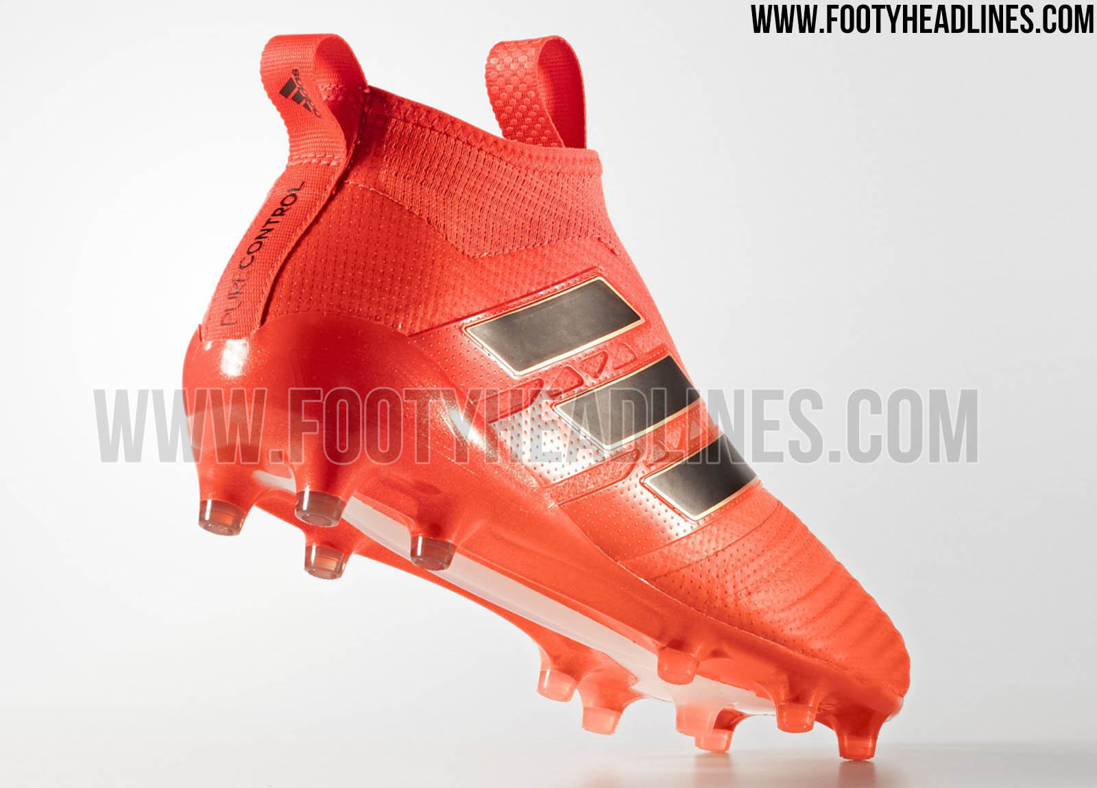 adidas 17 purecontrol. fiery - adidas ace 17+ purecontrol pyro storm boots released footy headlines 17 purecontrol