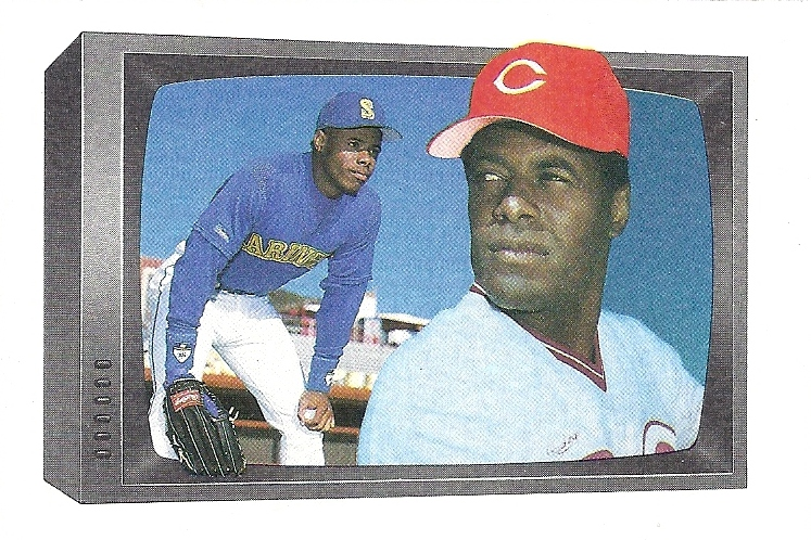 e63a56db4d The Junior Junkie: the Baseball Cards of Ken Griffey, Jr. and Beyond ...