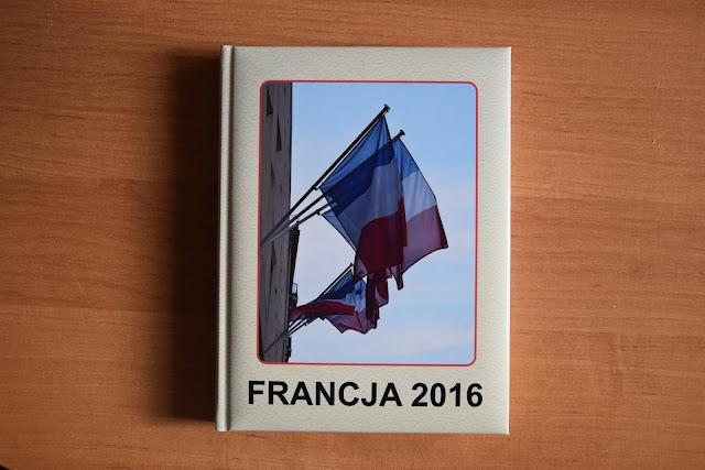 Recenzje #18 - Fotoksiążka firmy Saal Digital - okładka fotoksiążki - Francuski przy kawie