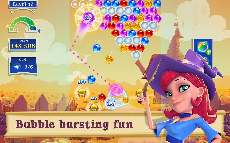 Bubble Witch 2 Saga v1.35.2 Mod