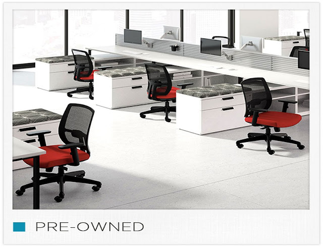 best buy modern used office furniture Orange County Calif for sale