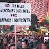 Una marcha para denunciar la discriminación