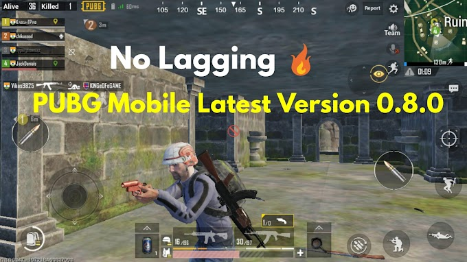 How To Fix lag In PUBG Mobile Latest Version 0.8.0 - No Ban - Gfx+ Tool Paid