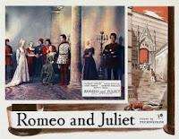 Cartel nº 3 - Romeo y Julieta 1954