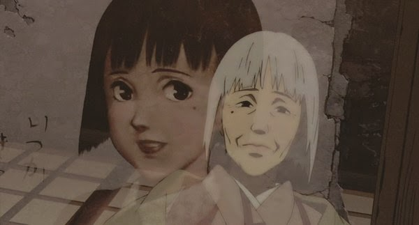 Millennium Actress, directed by Satoshi Kon