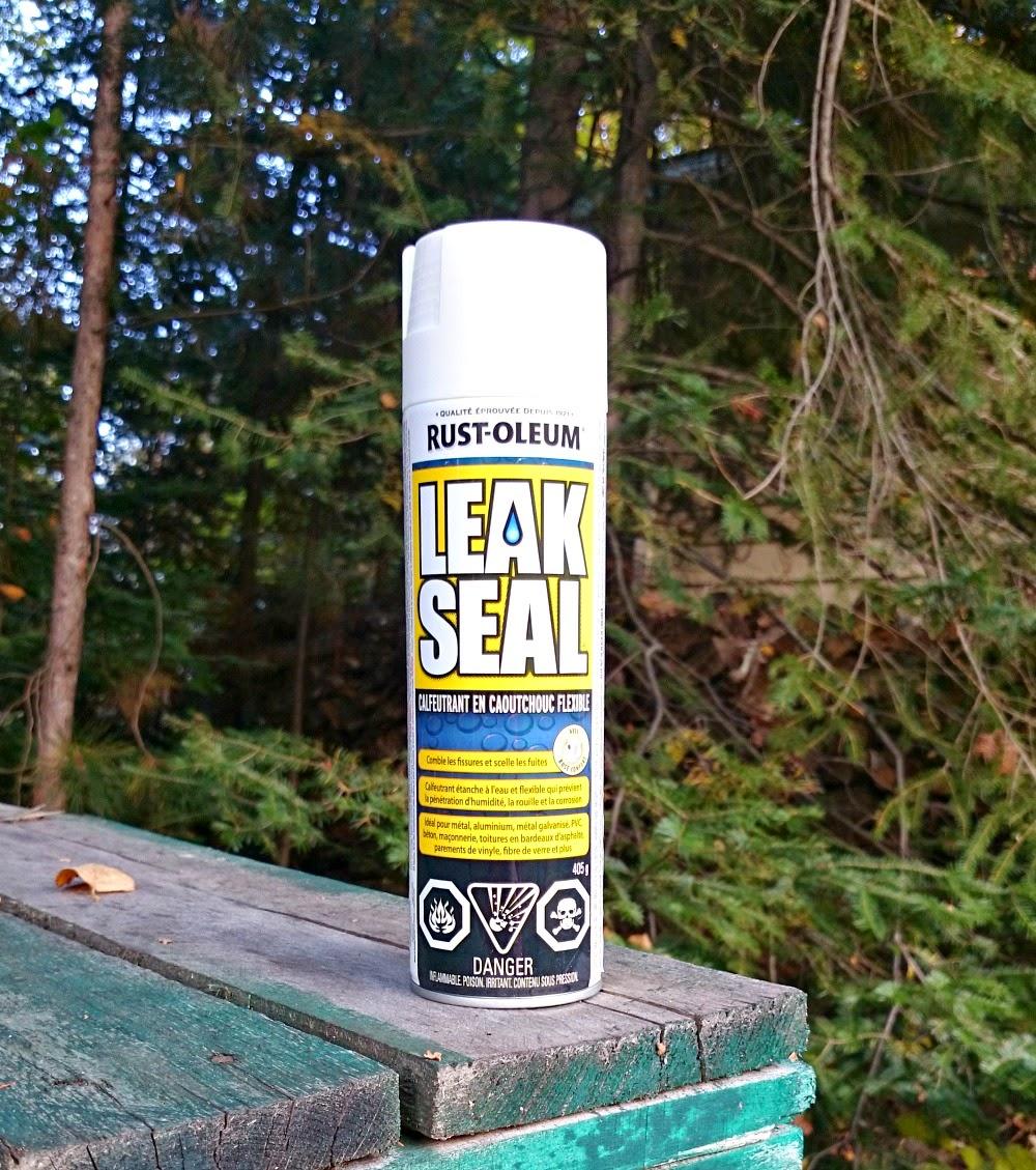 Rust-Oleum Leak Seal Product Review