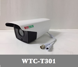 Camera AHD WinTech WTC-T301H Độ phân giải 2.0 MP