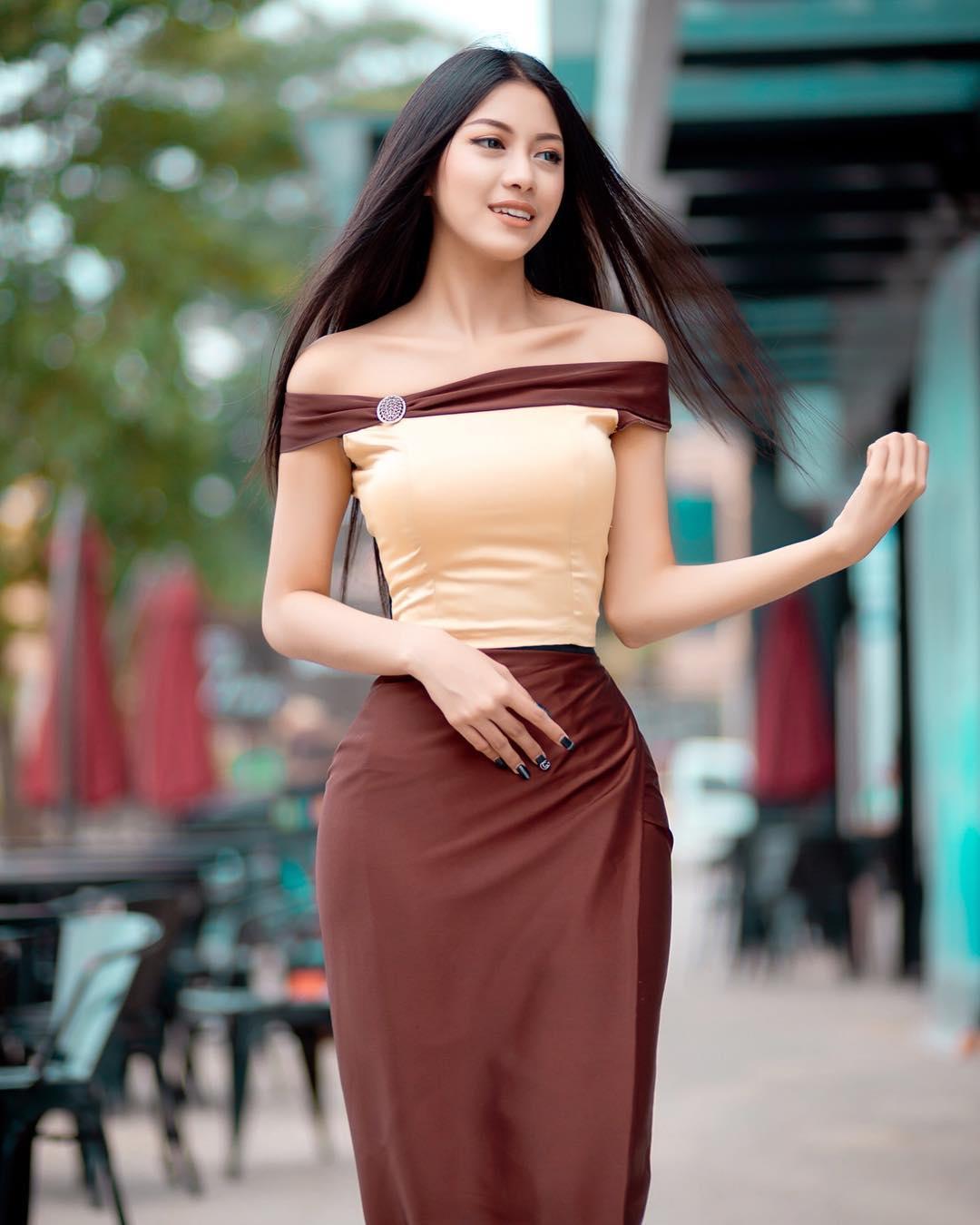Myanmar Girl: Soe Nandar Kyaw - Myanmar Model Girl Photo Album