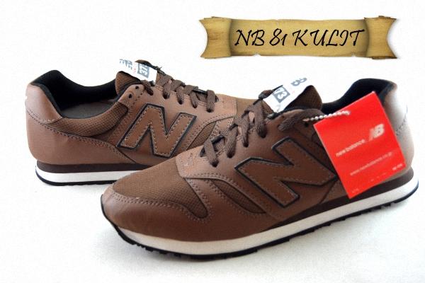NEW BALANCE 81 VIETNAM KULIT DOFF Warna coklat Terbaru - Lia Shop Online d361d40b49