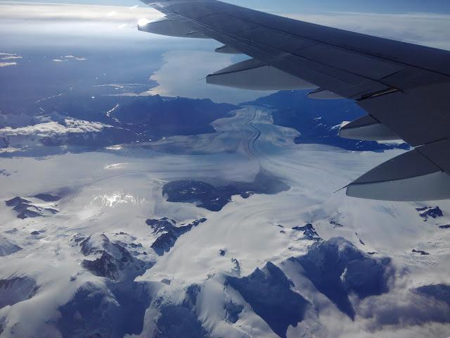 Glaciar Viedma y Lago Viedma