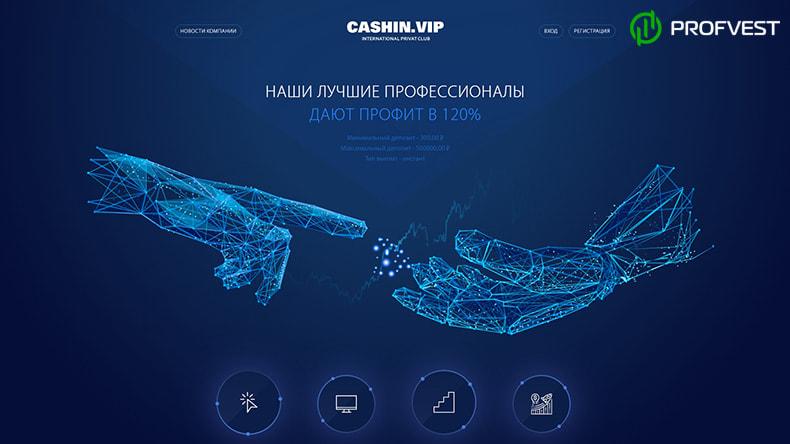 CashIn обзор и отзывы HYIP-проекта