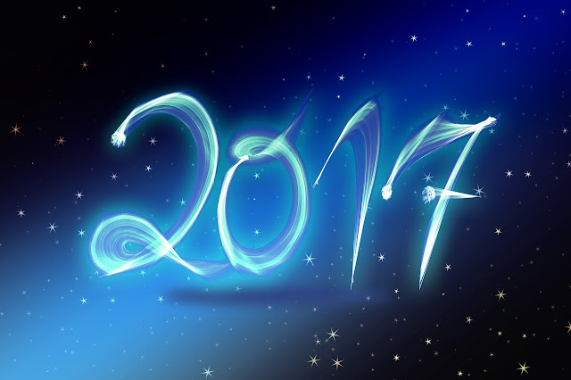 Best Greetings of New Year 2017