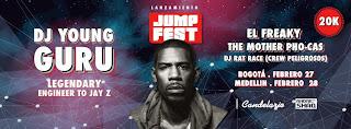 DJ Young en el Metropol