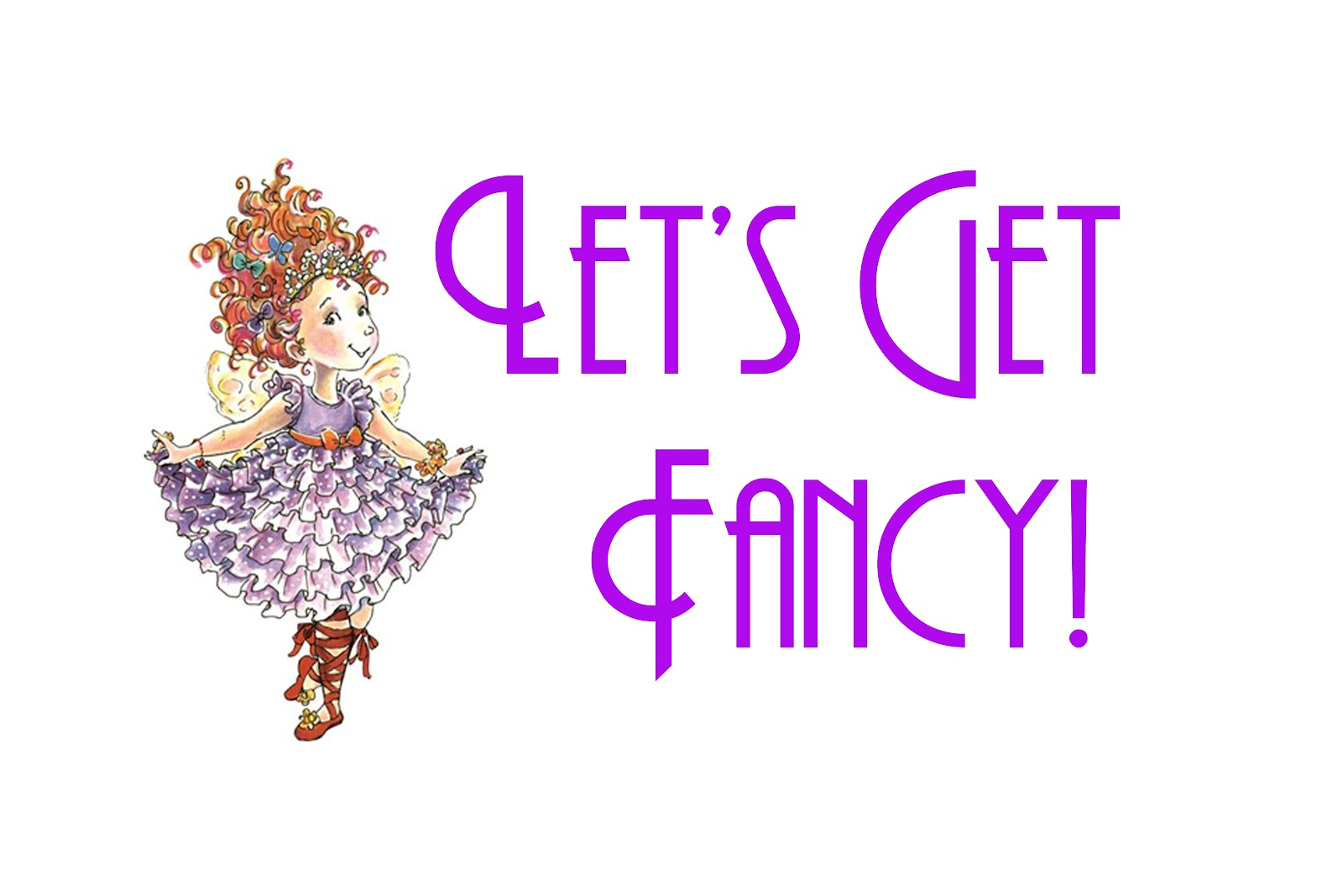 FPF: Fancy Nancy Party Printables - vixenmade parties