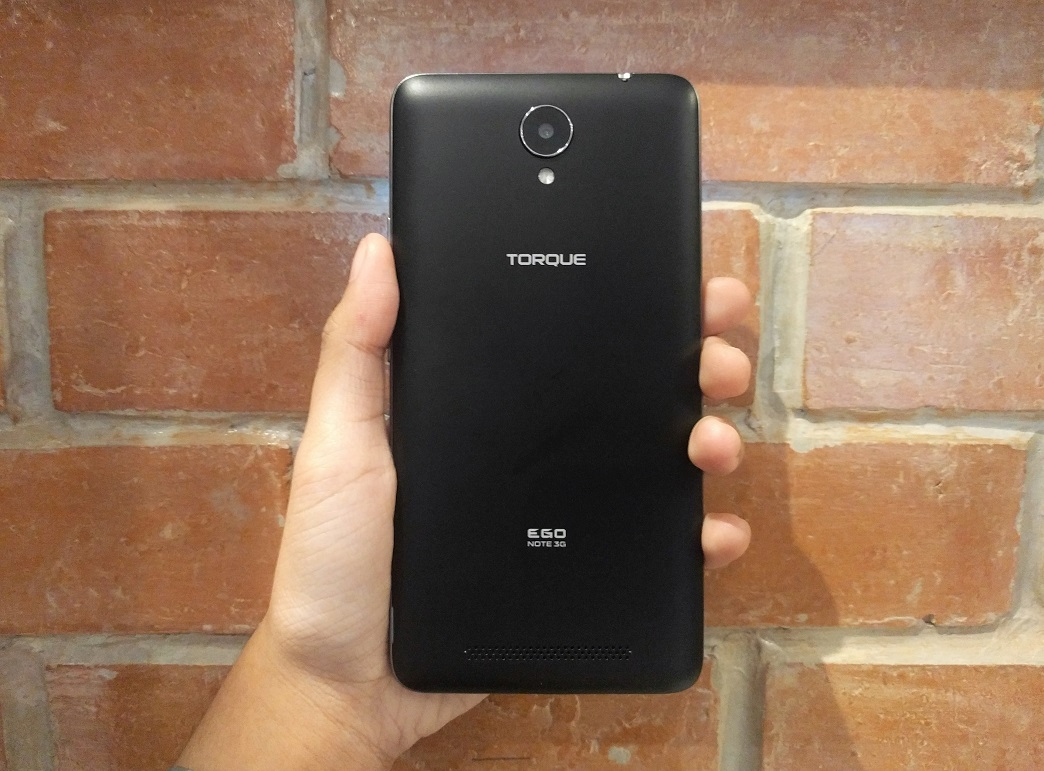 TORQUE Mobile Introduces EGO Note 3G; 5.5-inch Quad Core Android Marshmallow for Only Php3,799