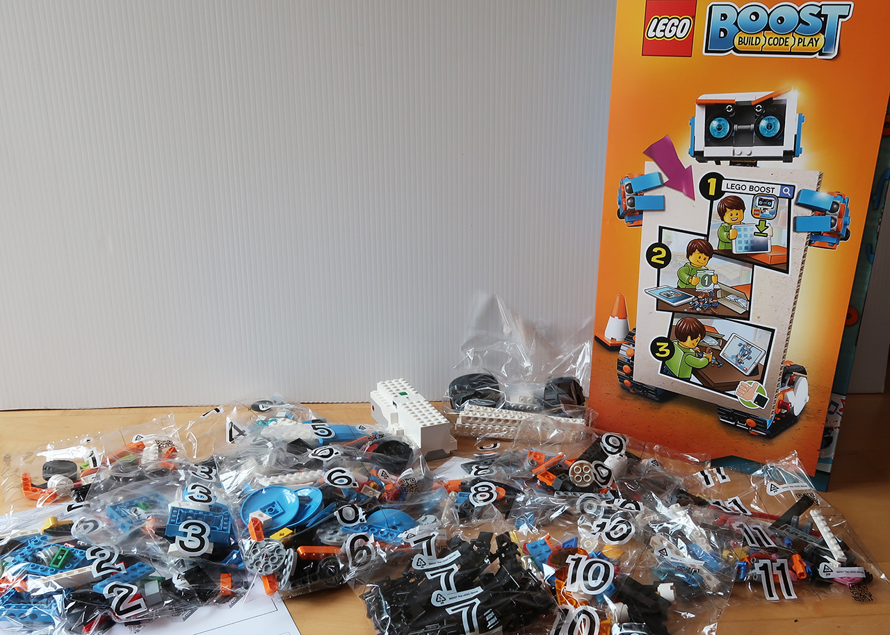 Lego Boost Creative Toolbox Hands On Review Tech Age
