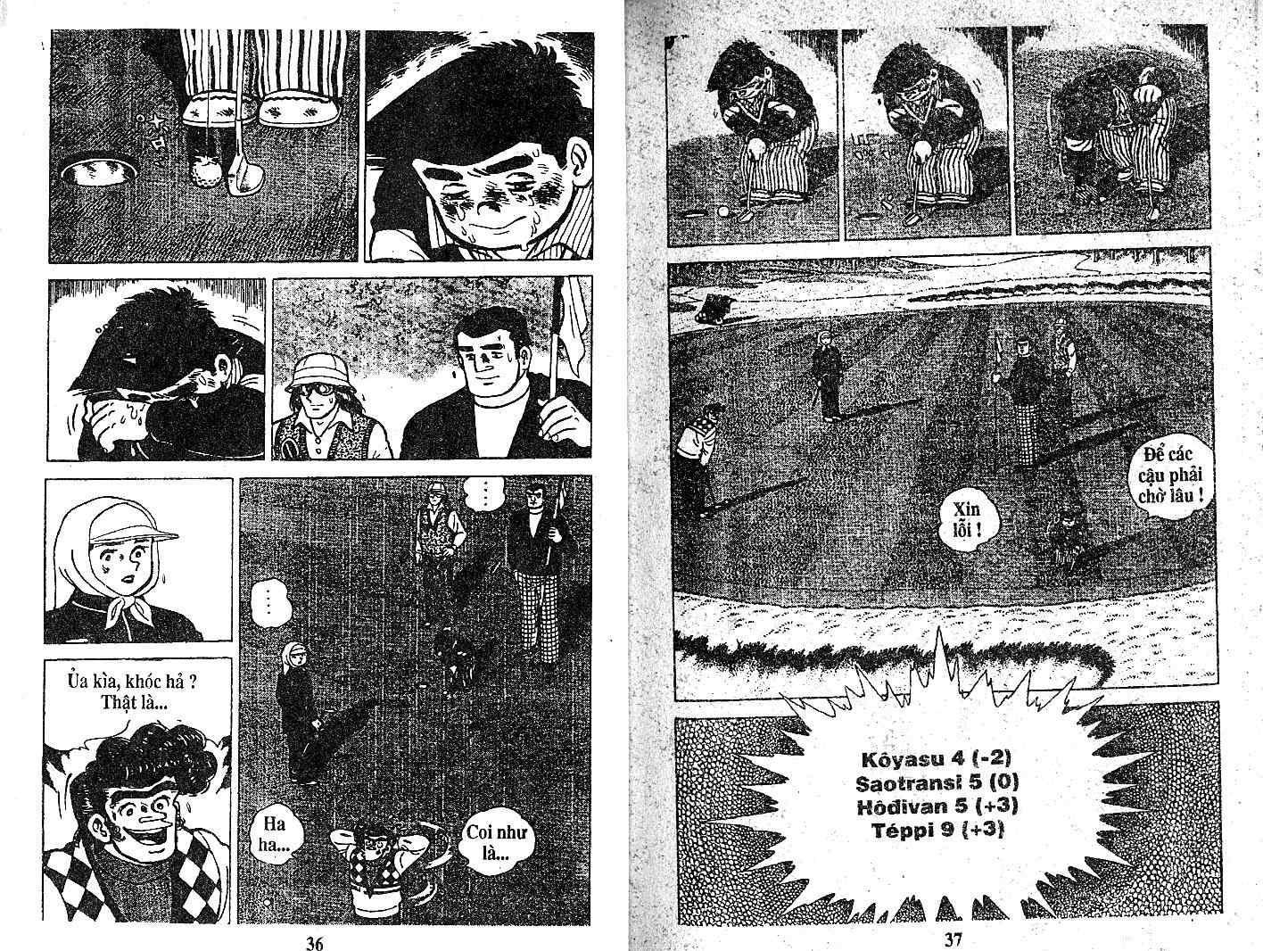 Ashita Tenki ni Naare chapter 24 trang 16
