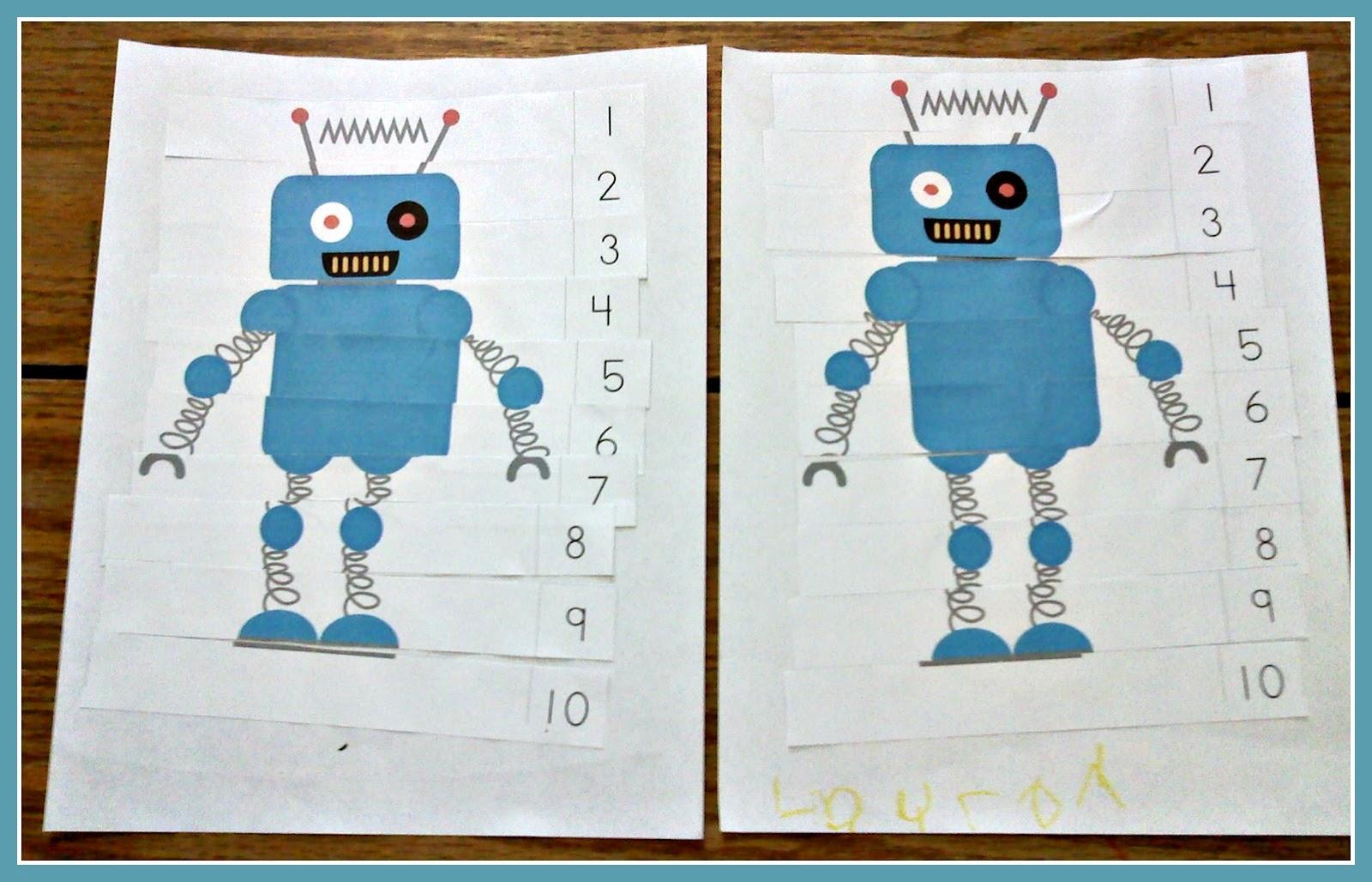 The Walnut Acre Chronicles Robot Unit Study