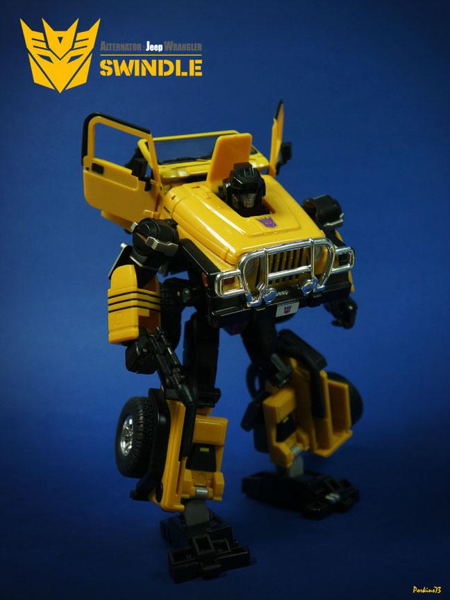 Red6 Hasbro Transformers Alternator A 08 Decepticons