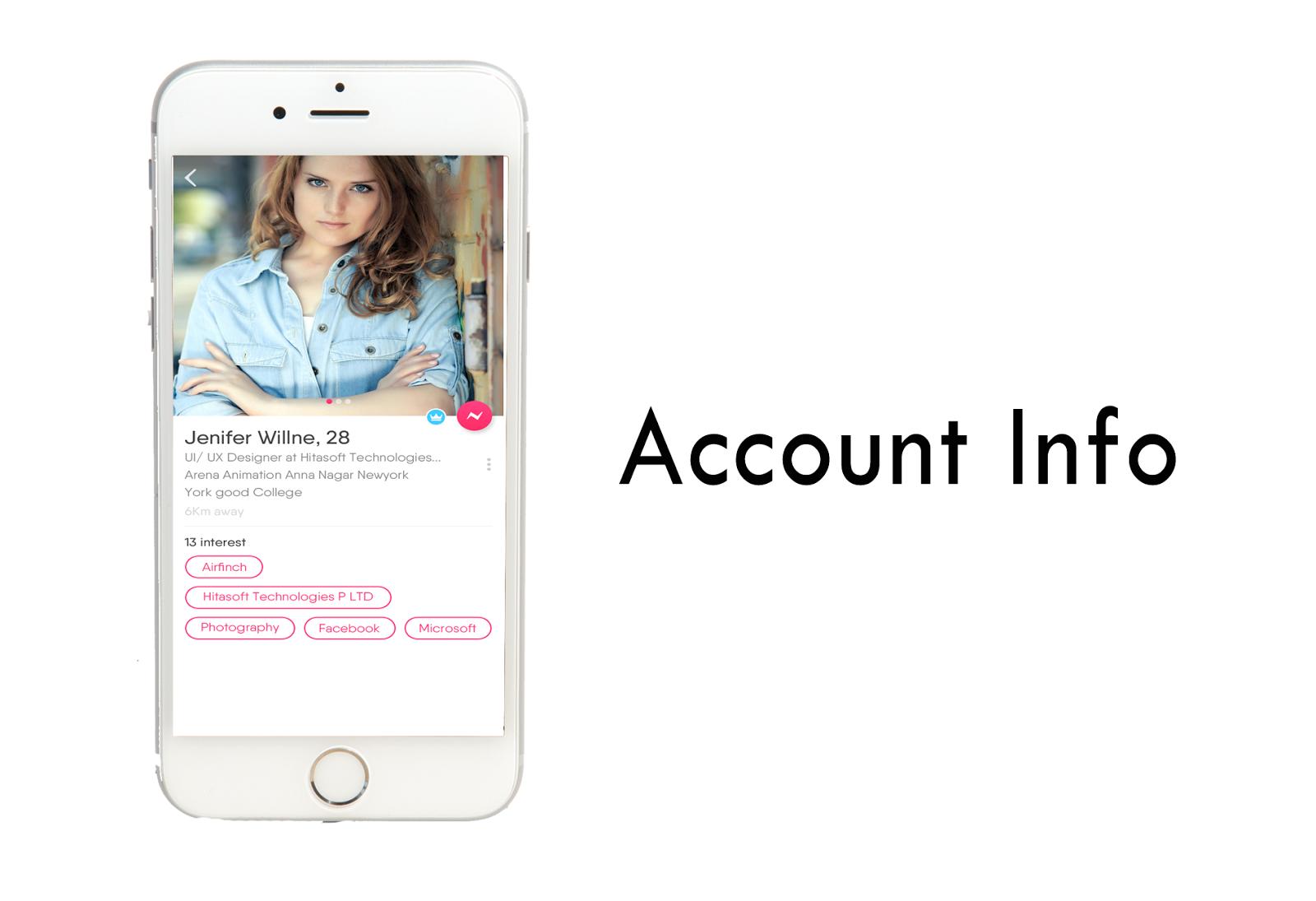 Iphone online dating app
