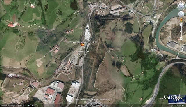 CEFERINO PEÑA ZUBÍA ETA Cestona Zestoa Arrona Guipúzcoa Gipuzkoa España Spain 16 de Mayo