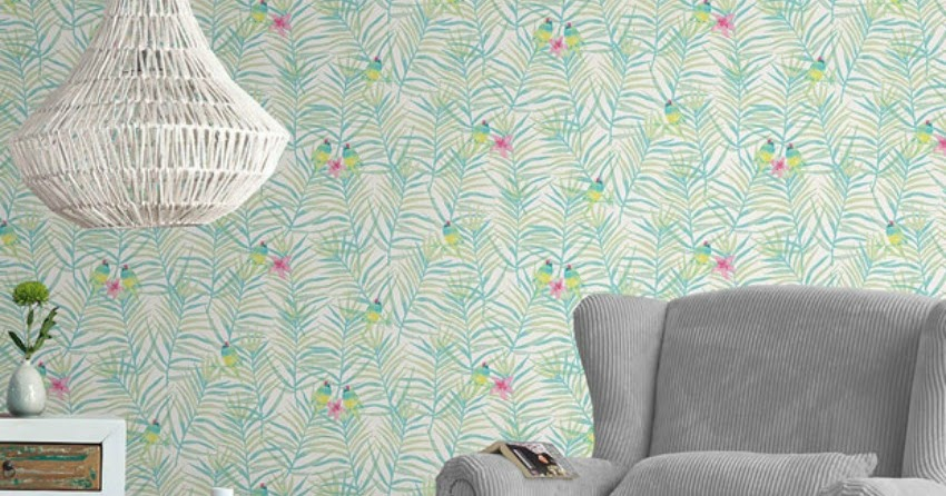 Inspiraci n papel pintado en tus paredes blog de for Papel pintado grueso