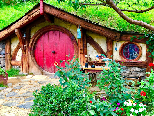 Experiencing the Hobbiton Movie Set & Hobbiton Banquet Tour