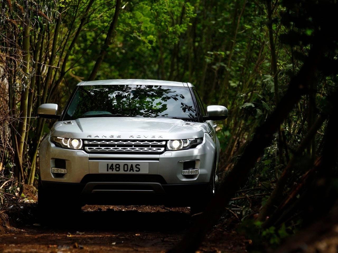 range rover evoque off road wallpapers