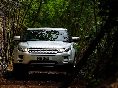 ranger rover evoque off road normal resolution desktop wallpaper 3