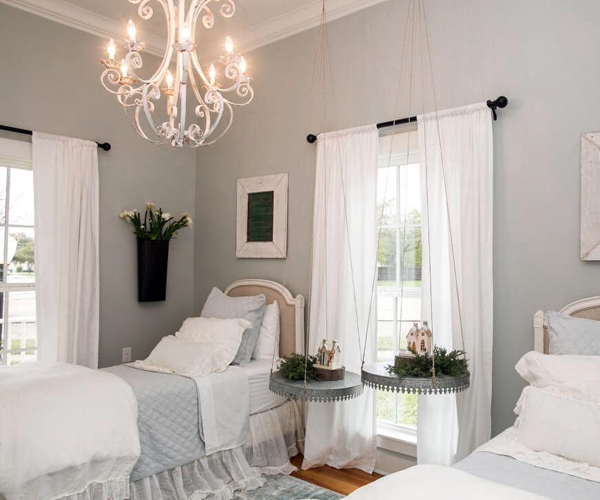 Lavender fields a lifestyle store bella notte linens featured at magnolia house bed and - Magnolia bedding joanna gaines ...