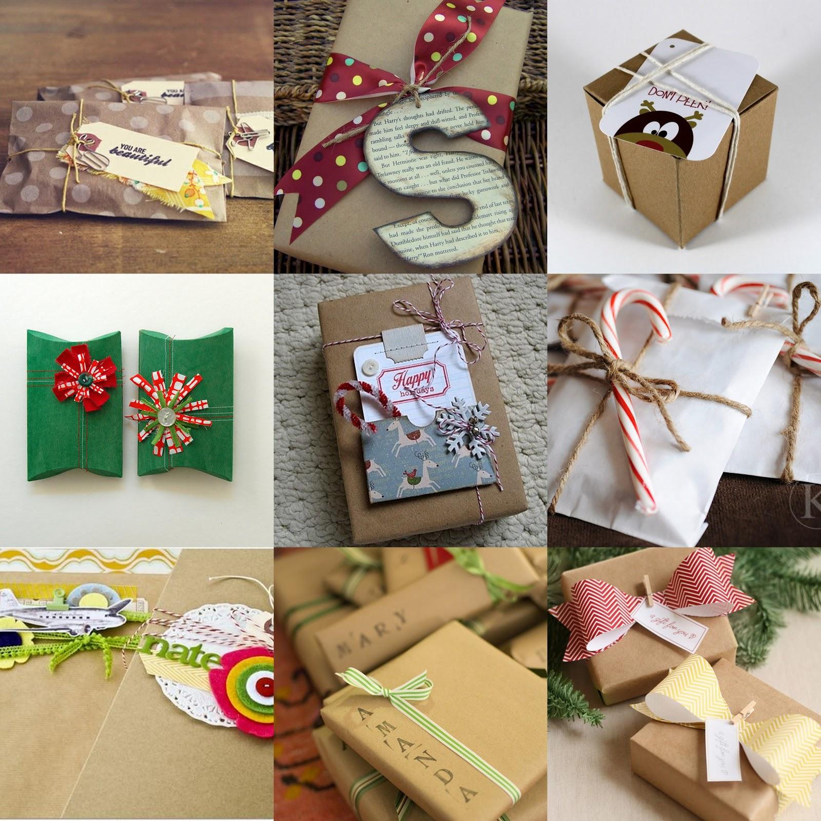 Krafty Kat: Currently Craving: Fun Gift Wrap Ideas