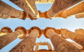 Wallpaper: Karnak Temple Complex