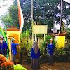 Penanaman Karakter dalam Upacara Hari Senin I SMK Muhammadiyah 1 Trenggalek