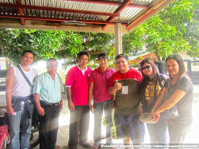 Barangay San Miguel - Lubao Disaster Risk Reduction Map-up training ESSC OSMPH Schadow1 Expeditions